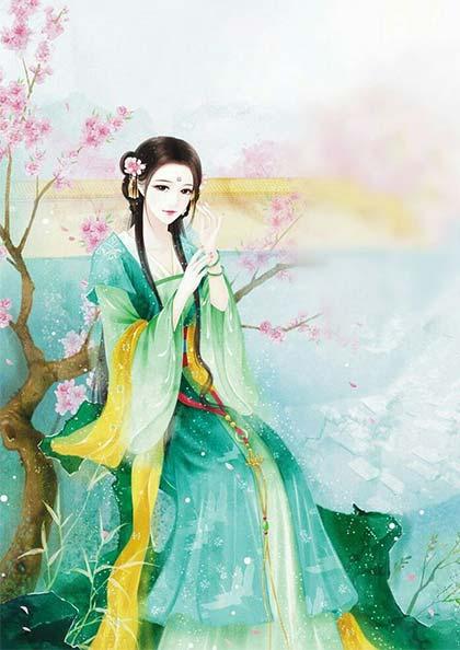 北殷王妃:美人谣